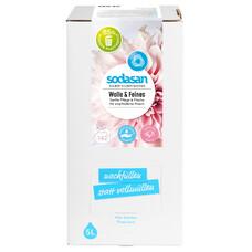 Detergent lichid pentru lana si rufe delicate Bag-in-Box 2