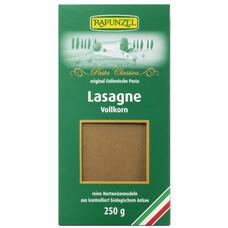 Lasagne integrala bio