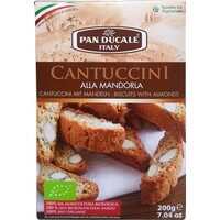 Cantuccini bio cu migdale