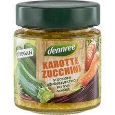 Crema tartinabila cu morcovi si zucchini