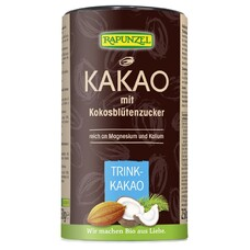 Cacao cu zahar din nuca de cocos