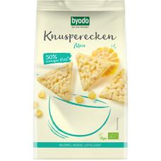 Mini Crackers din porumb FARA GLUTEN