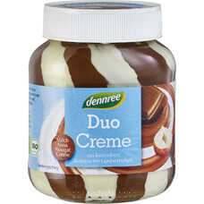 Crema de ciocolata bio cu alune si lapte