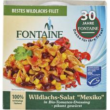 Salata de somon salbatic Mexico