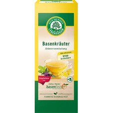 Ceai bio cu plante aromatice de baza
