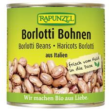Fasole Borlotti bio in doza