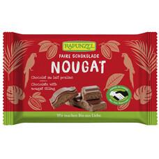 Ciocolata Bio Nougat Cristallino HIH