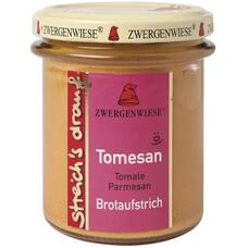 Crema tartinabila vegetala Tomesan cu tomate si parmezan