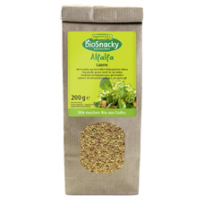 Seminte de lucerna bio pentru germinat