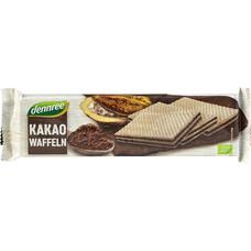 Napolitane cu crema bio de cacao