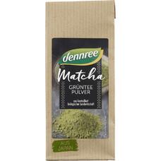 Matcha pulbere de ceai verde