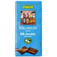 Ciocolata bio lapte integral HIH