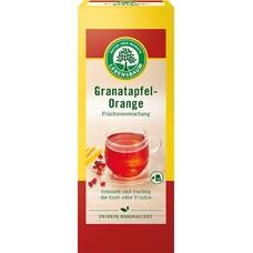 Ceai de rodie cu portocala bio